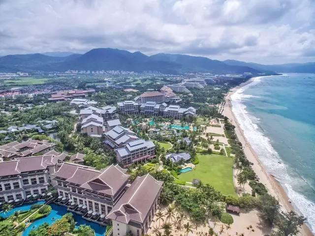 10家顶级酒店的整体景观设计,震撼人心...-亚龙湾