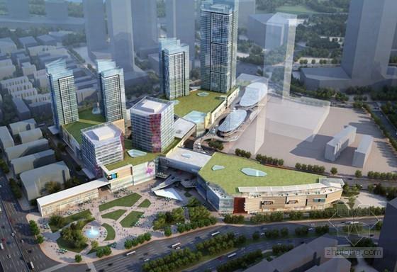 [福建]购物广场工程高大模板施工方案(130页 附图)