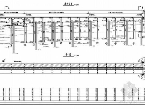 [湖北]简支梁桥危桥改造工程全套施工图设计108张(空心板 小箱梁)