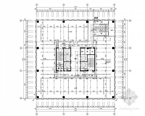 [浙江]一类高层办公楼给排消防施工图