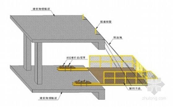 [广东]建筑工程外脚手架专项施工方案(附图)