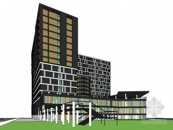 精美住宅建筑