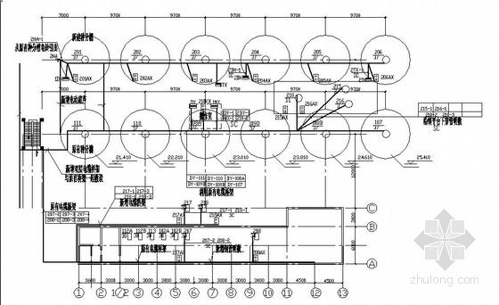 某企业新建项目电气全套施工图