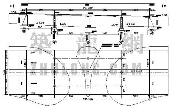 简易立交桥设计图