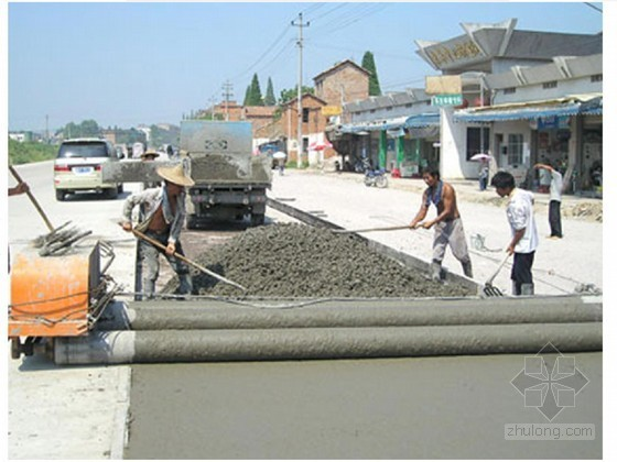 市政工程施工组织设计107页(含综合管线)
