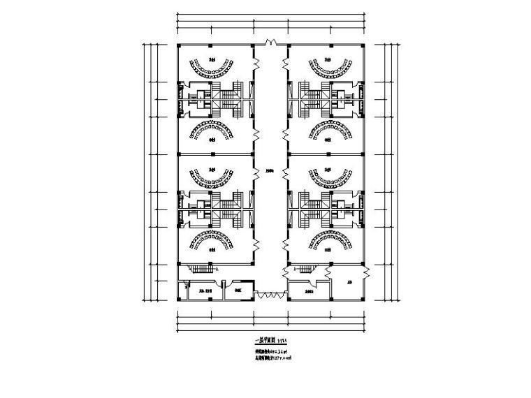 [四川]两层欧式幼儿园建筑方案图