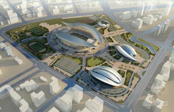 [广西]框架结构多层体育馆施工组织设计(248页)