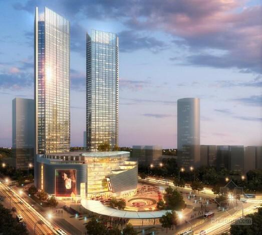 [安徽]框架结构广场项目总承包工程施工组织设计