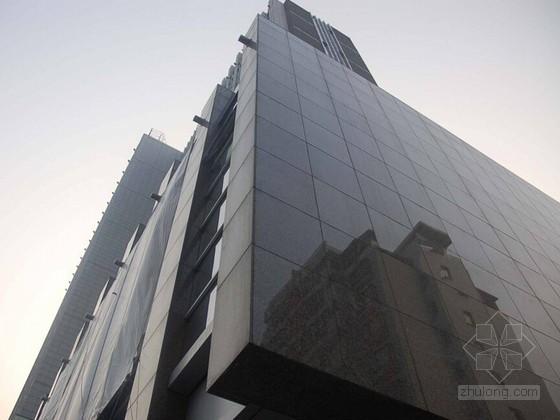 [安徽]高层商业办公楼创建鲁班奖工程复查汇报