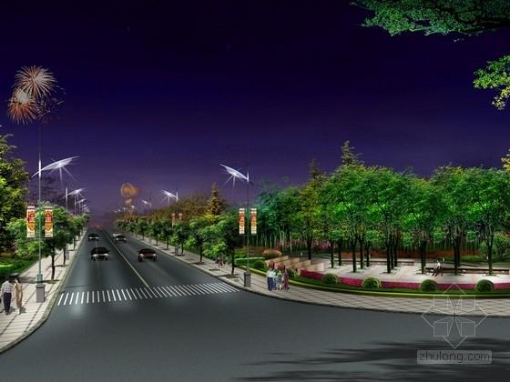 [浙江]双向四车道一级公路拓宽改建工程全套图纸设计400余张(桥涵交通景观)