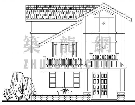 三层别墅设计方案