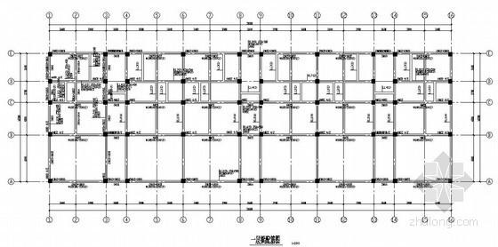 [学士]某框架商住楼毕业设计(含计算书,建筑、结构图)