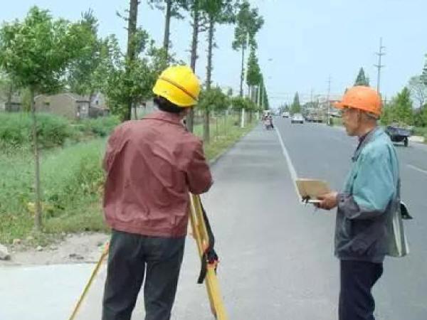 市政道路工程施工测量放线方法与技巧!
