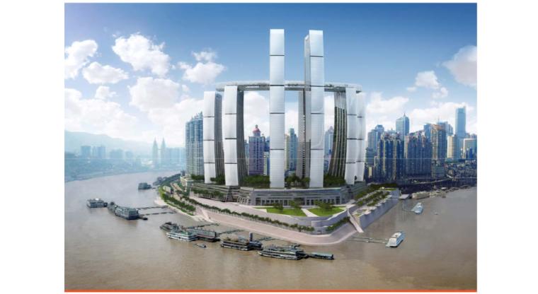 [重庆]来福士广场项目施工总承包(A标段)工程8m以上高支模安全专项施工方案