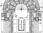 [浙江]江景豪宅高端现代住宅区景观设计全套施工图