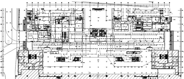 铁路枢纽广场工程设备图纸323张(照明给排水、消防供电智能化系统)_4