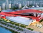 哈尔滨万达茂滑雪乐园东区钢结构临时支撑系统设计及卸载分析