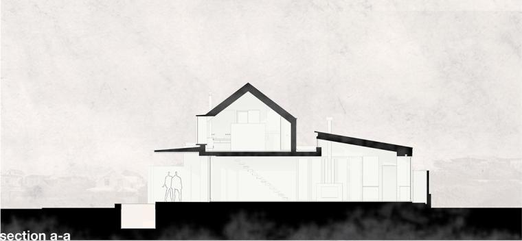 南非海岸线传统的独户家庭住宅-17