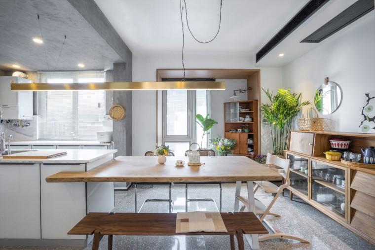 135平方米改造的精装修住宅-1532078107891868