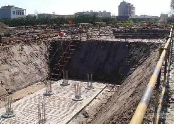 常见基坑支护及生态边坡支护形式特点分析!_1