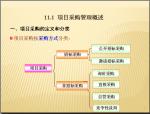 建筑工程项目采购管理讲义(120页)