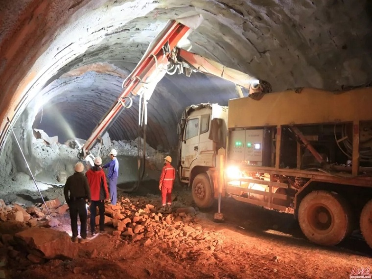 隧道工程施工安全技术交底