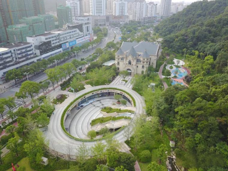 台州椒江云西公园