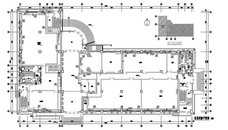 天津某学院暖通设计图纸