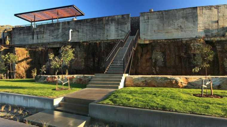 澳大利亚Ballast岬角公园-mooool-BallastPointPark5