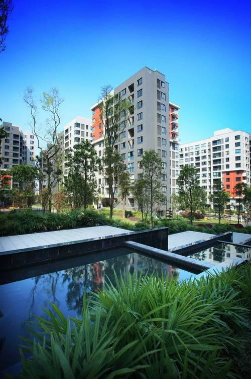 居住区与别墅庭院景观设计的差别_12