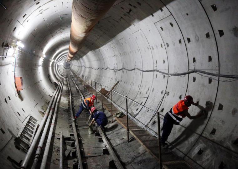[石家庄]地铁盾构施工管理前期策划