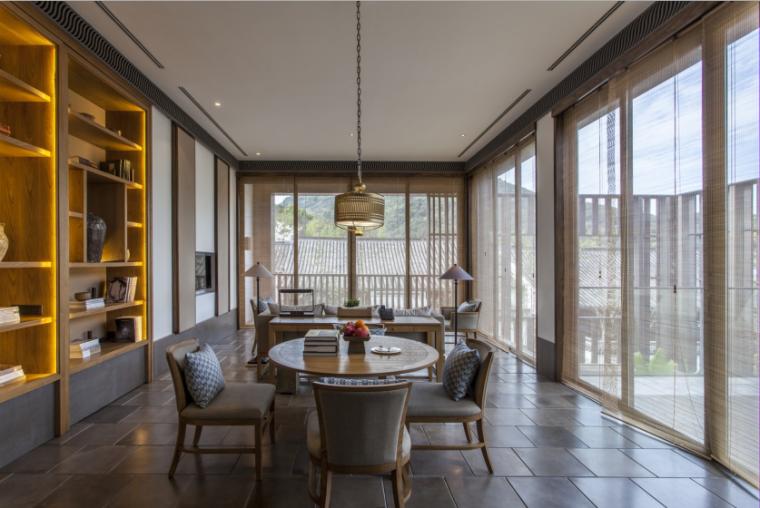 [绍兴]JAYA-兰亭安麓度假酒店室内设计方案