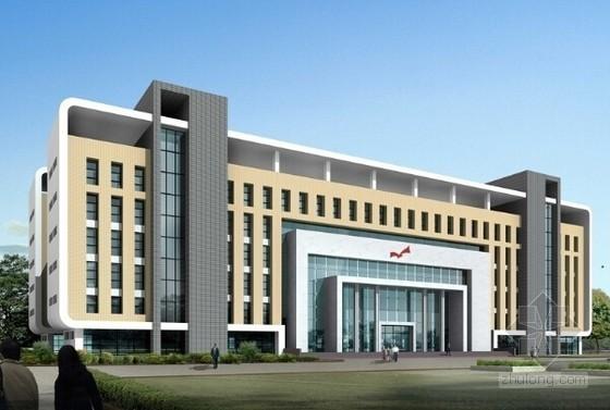 [毕业设计]沈阳3层办公楼建筑工程预算书(工程量计算)