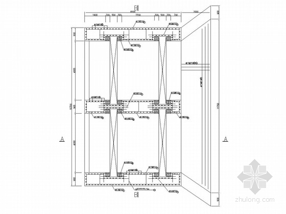 [湖南]泵站自排涵闸改造工程施工图