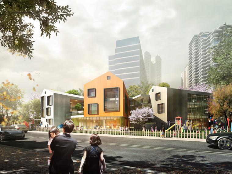 上海中信泰富集团大楼居民区的改造-1 (5)