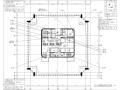 [广州]超高层办公楼给排水消防雨水施工图设计(雨水回收)
