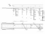 30m跨径连续钢构桥梁上部结构施工图(22张)