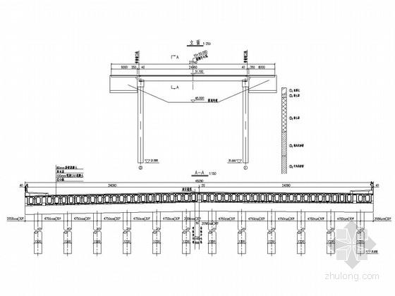 25m预应力混凝土空心板桥(34张)