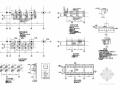 单层框架结构垃圾房结构施工图