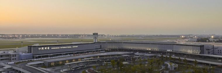 结合虹桥机场T1航站楼改造项目,谈谈建筑结构融合