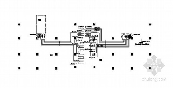 VRV空调酒店资料下载-某大酒店VRV系统施工设计图纸