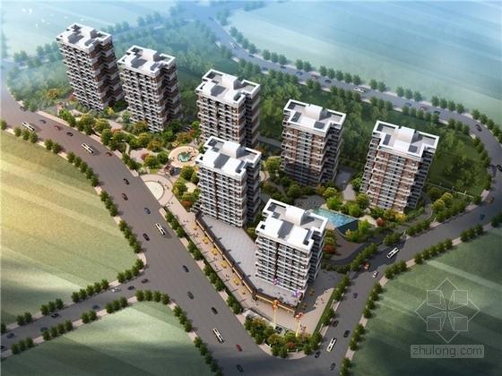 [福州]棚屋區綠色住宅小區規劃設計方案文本(知名設計院)