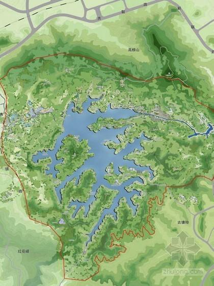 [惠州]景区局部区域修建性详细规划