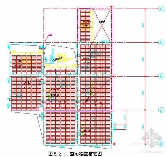 CHF现浇混凝土空心楼盖施工工法