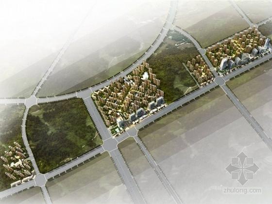 [安徽]都市文化商务住区规划设计方案文本(垂直都市理念)-[安徽]都市文化商务住区规划设计方案文本 (垂直都市理念)