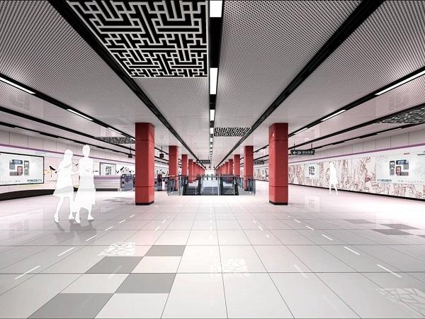 地铁车站施工质量控制要点(共74页)