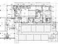 [山东]学校园区建筑采暖通风防排烟系统设计施工图(间歇供暖)