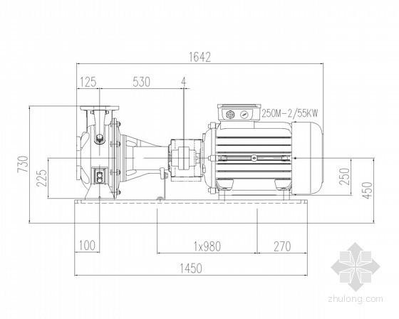 二级反渗透高压泵