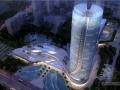 [广东]知名超高层五星级酒店综合体建筑设计方案文本