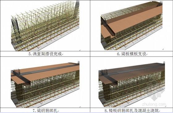 [辽宁]地标性超高层综合体高支模施工方案